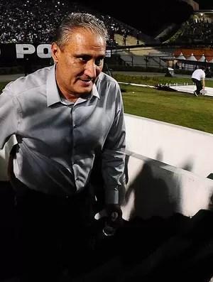 Tite, Corinthians x Boca Juniors (Foto: Marcos Ribolli)