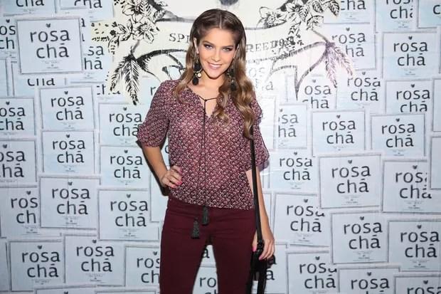 Isabella Santoni (Foto: Manuela Scarpa/Brazil News)