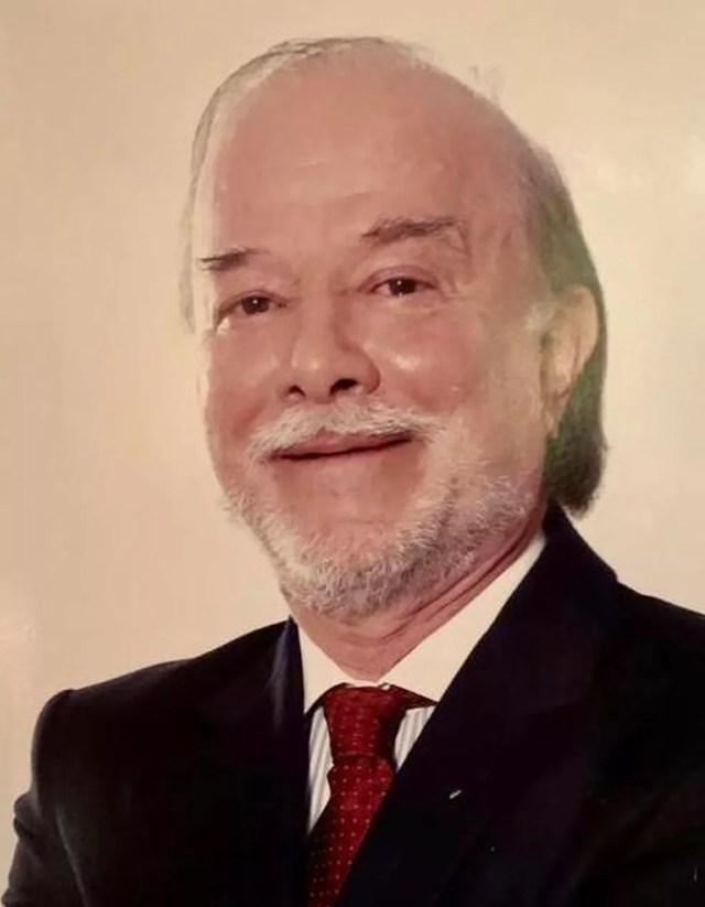 Harry Massis Jr., conselheiro do São Paulo — Foto: Arquivo Pessoal