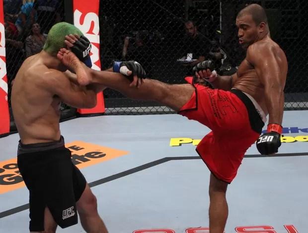 TUF - Cleiton Foguete x Bruno Jacaré (Foto: Divulgação/ UFC)