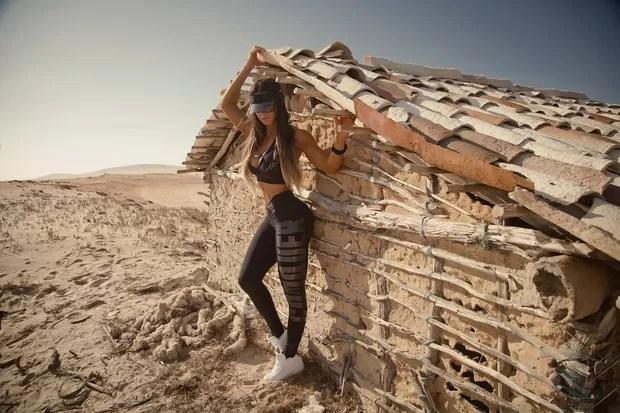 Carol Saraiva (Foto: Divulgação / MF Models Assessoria )