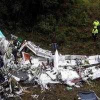 Fantástico 04/12/2016 - Cobertura da tragédia com avião da Chapecoense