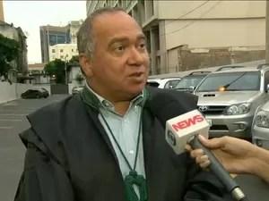 Juiz Flávio Roberto de Souza (Foto: Reprodução/GloboNews)