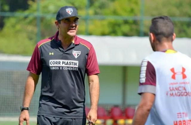 Ricardo Gomes São Paulo (Foto: Érico Leonan/saopaulofc.net)