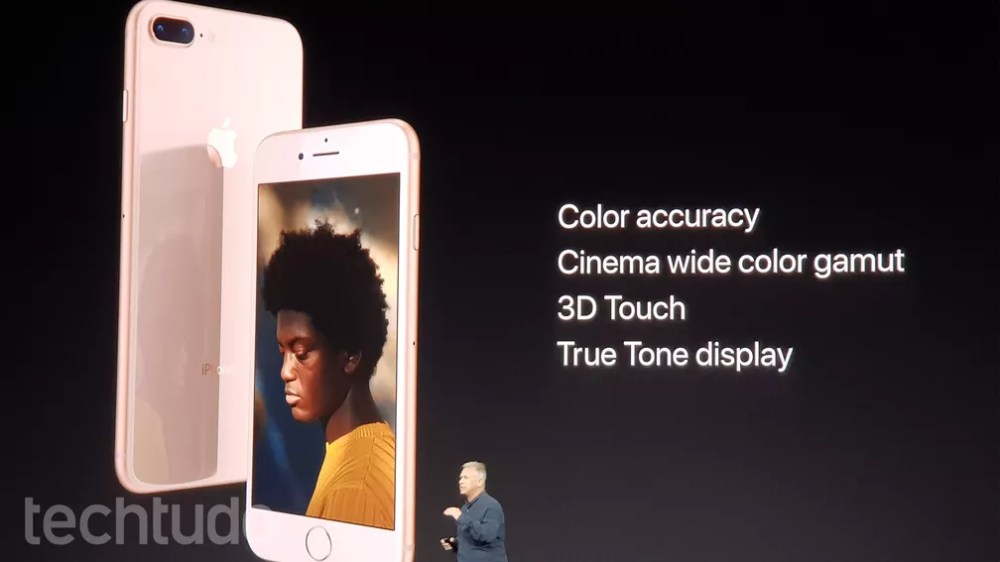 Lançamento do iPhone 8 e 8 Plus (Foto: Thássius Veloso/TechTudo)