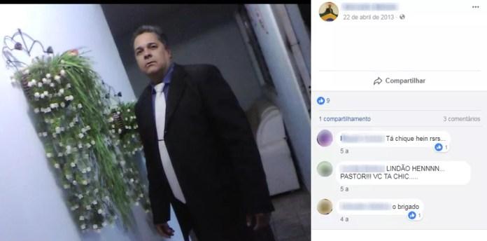 Pastor Edivaldo, de Paulínia (SP), preso suspeito de estupro e assédio de adolescentes