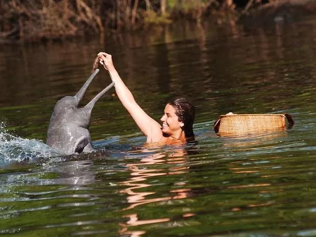 Giovanna Antonelli também está no elenco (Foto: CEDOC/TV Globo)
