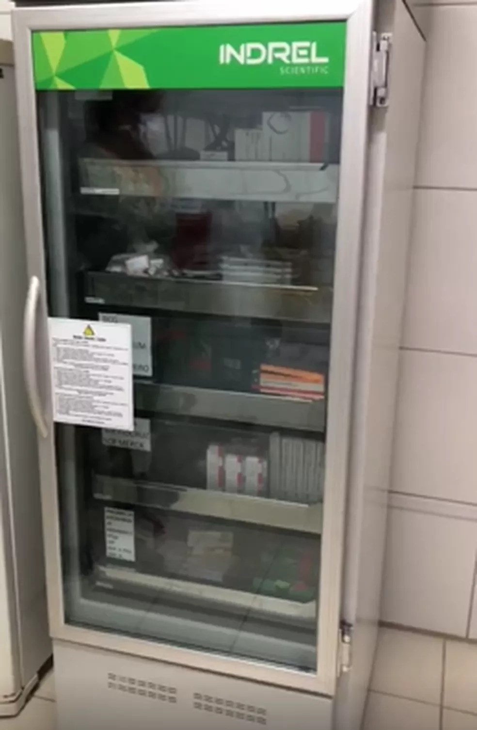 Rio Bananal perdeu todas as doses disponíveis de vacinas contra a Covid-19 — Foto: Divulgação/Prefeitura de Rio Bananal
