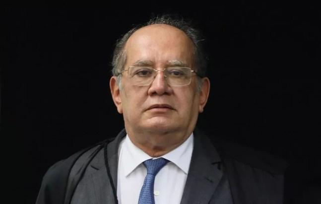 O ministro Gilmar Mendes, do Supremo Tribunal Federal — Foto: Nelson Jr./SCO/STF