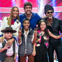 The Voice Kids 02/04/2017 – Juan, Thomas e Valentina estão na final!