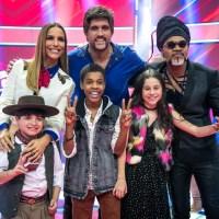 The Voice Kids 02/04/2017 – Juan, Thomas e Valentina estão na final!