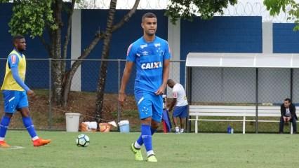 São Paulo quer Alisson em troca por Hudson com Cruzeiro (Foto: Gabriel Duarte)