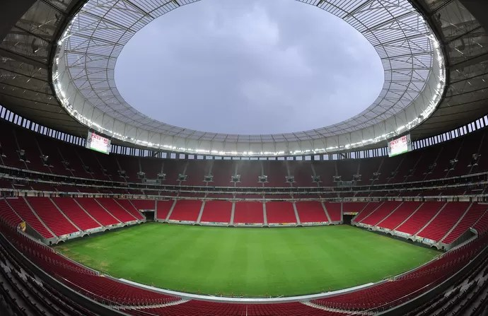 TR Estádio Mané Garrincha dia (Foto: Getty Images)