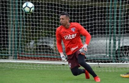 Sidão pode ter o seu contrato renovado pelo São Paulo (Foto: Erico Leonan / site oficial do SPFC)