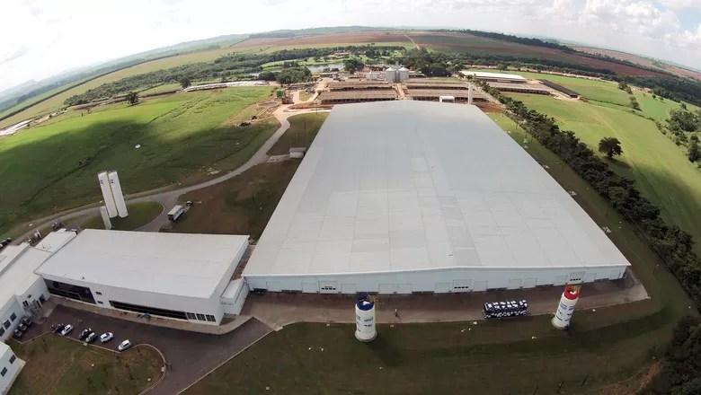 empresas-leite-fazenda-colorado (Foto: Divulgação/Fazenda Colorado)