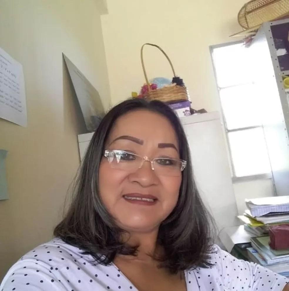 A professora Macuxi Bernita Miguel — Foto: Reprodução/Facebook/Bernita Miguel