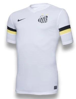 camisa santos (Foto: Divulgação)