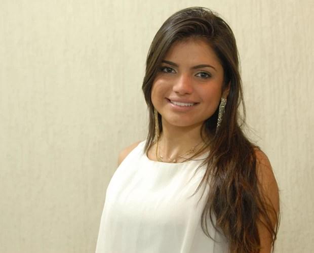 Tassila aprendeu a cozinhar com a avó e se especializou com as dicas da mãe, chef de cozinha (Foto: Mais Você / TV Globo)