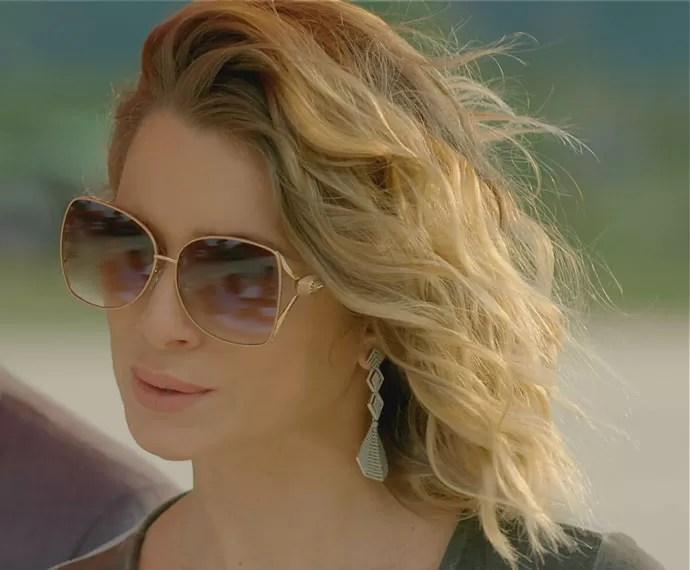 Soraya chega decidida a contar novidade para Ben (Foto: TV Globo)