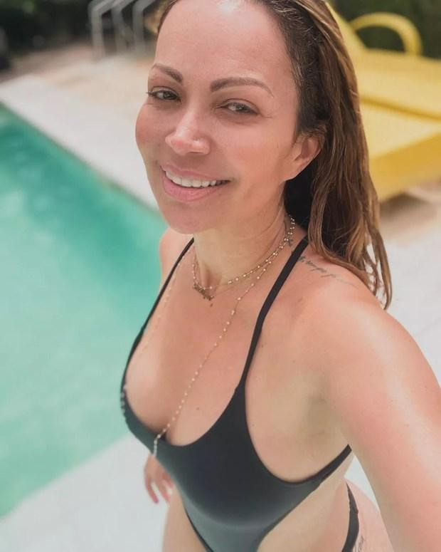 Solange Almeida  (Foto: Reprodução/Instagram)