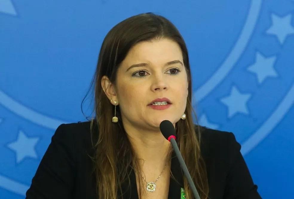 Martha Seillier, secretária especial do Programa de Parcerias de Investimentos (PPI) — Foto: Antonio Cruz/Agência Brasil