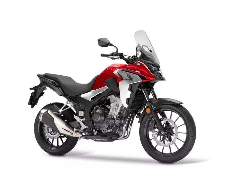 Honda CB 500X — Foto: Honda/Divulgação