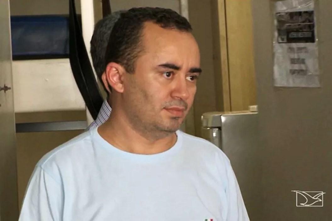 Mariano de Castro e Silva foi encontrado morto em seu apartamento, no Piauí (Foto: Reprodução/TV Mirante)