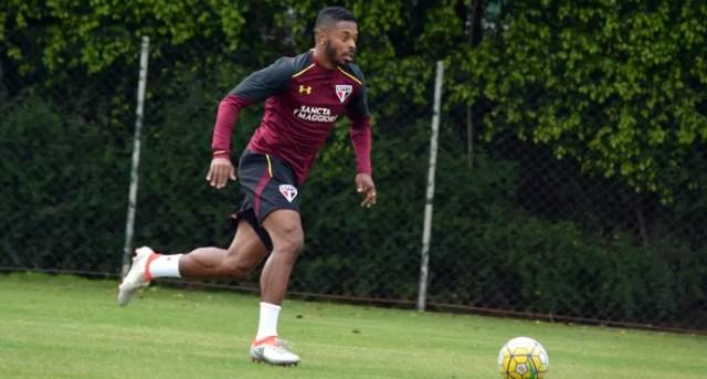 Michel Bastos São Paulo (Foto: Erico Leonan - Site oficial do São Paulo FC)