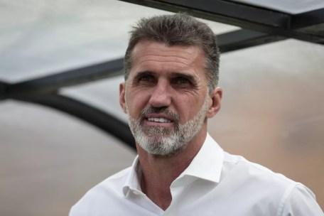 Vagner Mancini se demitiu do cargo de coordenador técnico do São Paulo e teve áudio vazado neste sábado — Foto: Ale Frata/Estadão Conteúdo