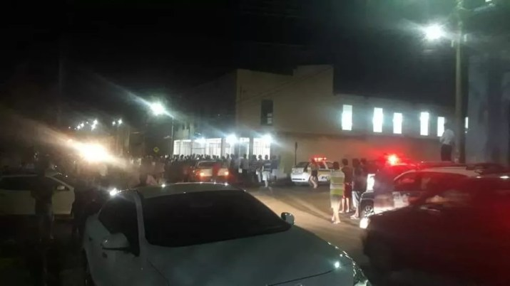Homem invade igreja Batista em Paracatu e mata três fiéis, ele também esfaqueou e matou a ex-namorada — Foto: Divulgação/Polícia Militar