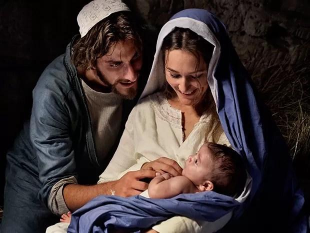 Maria, Mãe de Deus (Foto: reprodução/TV Globo)