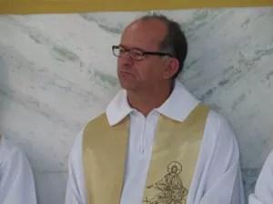 Clever Geraldo de Souza, padre (Foto: Diocese de Divinópolis/Divulgação)