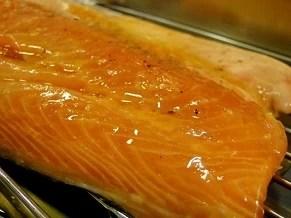 O salmão é uma das principais espécies de peixe importadas para o Brasil (Foto: Divulgação/ RBS TV)