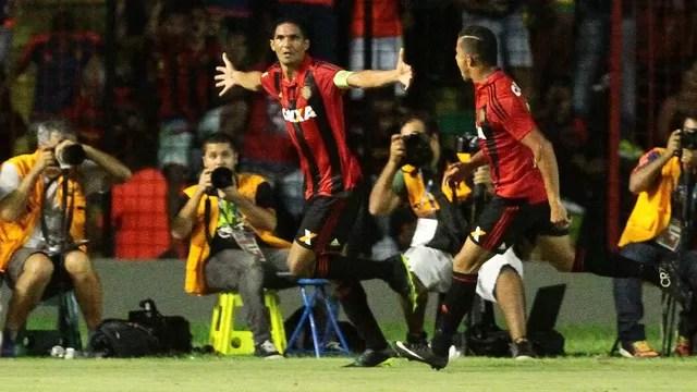 Com gol de Durval aos 50 minutos, Sport vence a primeira semifinal contra o Campinense