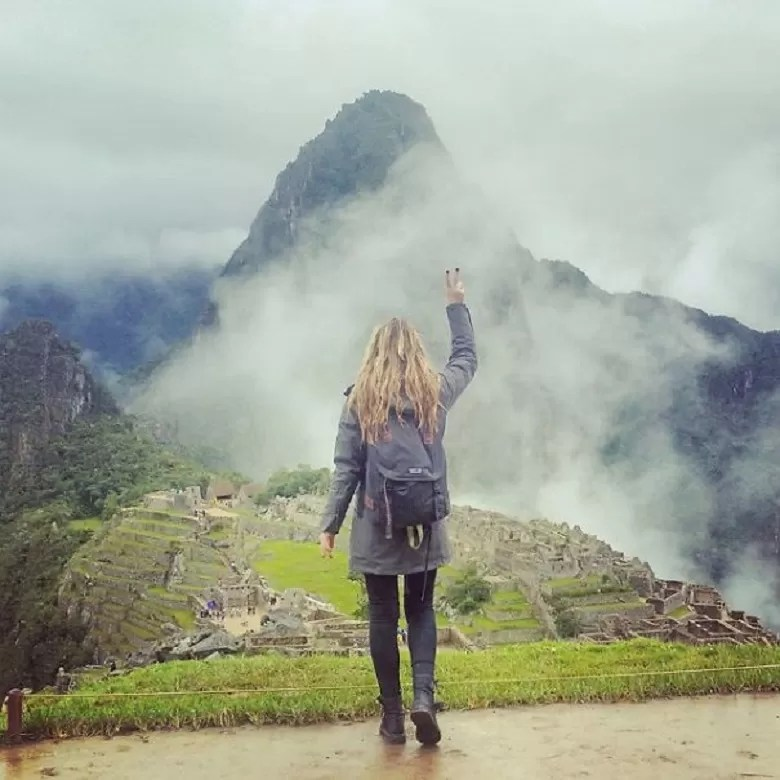 Machu Picchu (FOTO: ARQUIVO PESSOAL/MEGAN SULLIVAN)
