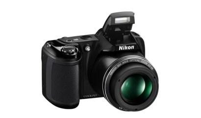 Câmera Digital Nikon Coolpix L340 tem zoom óptico de 28x (Foto: Divulgação/Nikon)