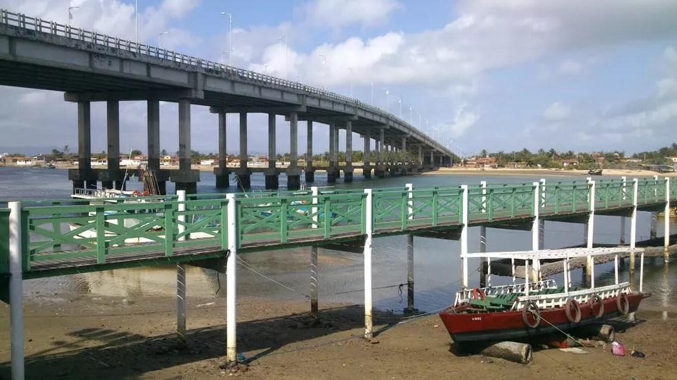 Barra do Ceará será um dos bairros patrulhados pela prefeitura de Fortaleza. — Foto: Gioras Xerez/G1 Ceará