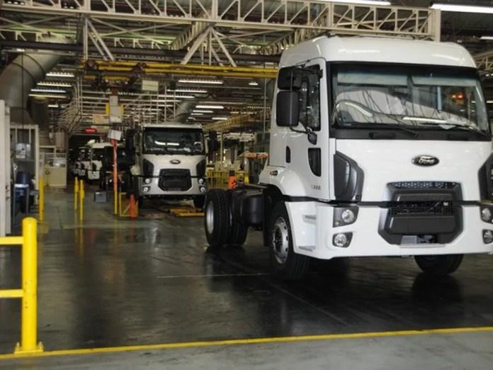 Ford anuncia corte de 7 mil empregos em todo o mundo 2