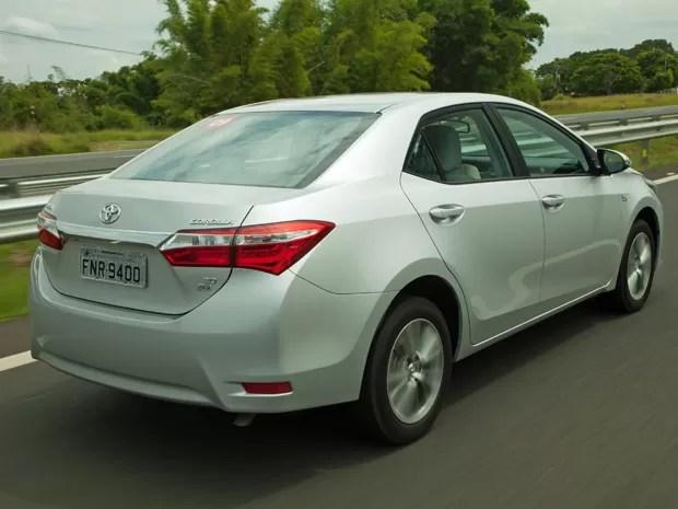 Toyota Corolla é o modelo mais vendido no mundo, segundo consultoria (Foto: Divulgação)