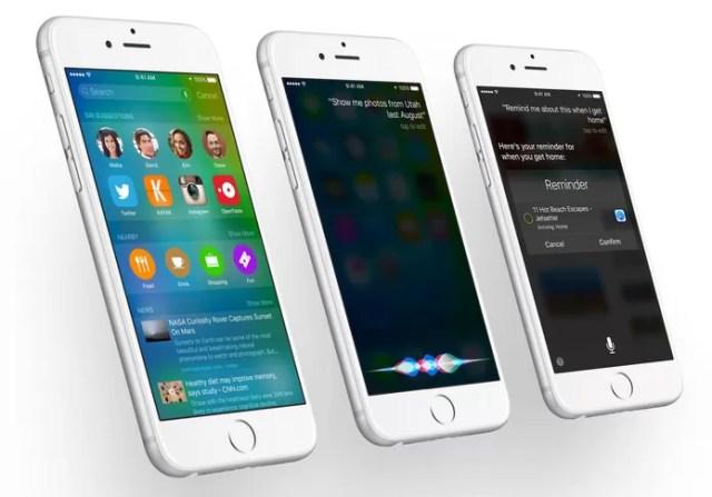 Siri ganhou diversas novidades no iOS 9 e deve ficar mais esperta (Foto: Reprodução/Apple)