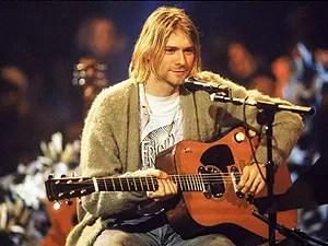 Cardigã de Kurt Cobain será exibido também (Foto: Divulgação)