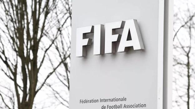 Fachada da Fifa na Suíça — Foto: Divulgação/Fifa