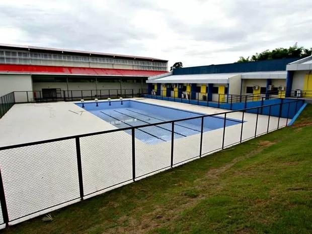 Escola Estadual de Tempo Integral Djalma da Cunha Batista (Foto: Seduc-AM/Divulgação)