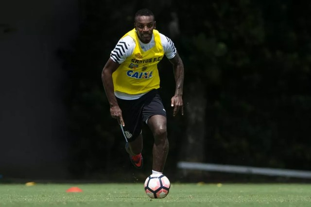 São Paulo tem interesse em Cleber, do Santos (Foto: Ivan Storti/Santos FC)