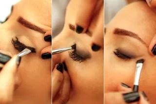 Make prático: saiba como fazer olho preto esfumado usando apenas lápis