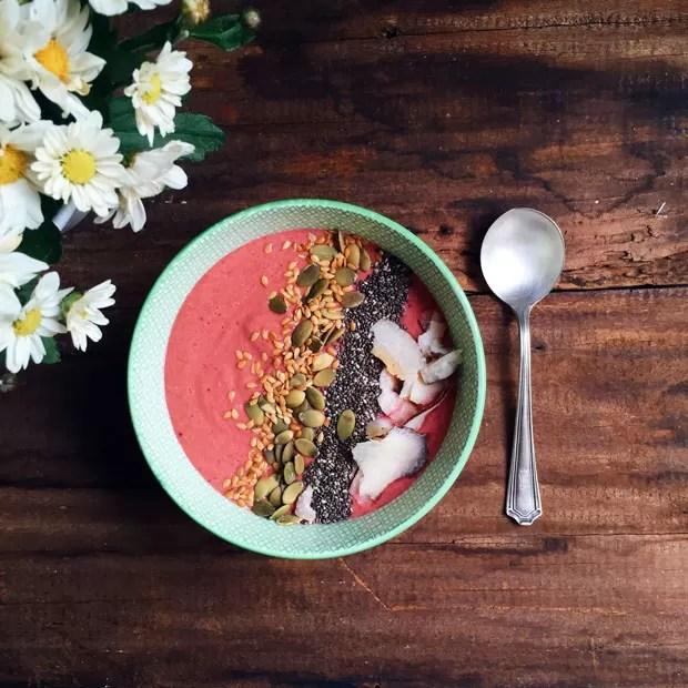 Smoothie bowls  (Foto: Editora Globo)
