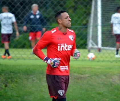 Sidão quer resultado diferente do Paulista no San-São do Brasileirão (Foto: Érico Leonan / saopaulofc.net)