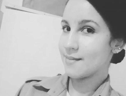 Jaiane Rose foi baleada no peito e nas mãos (Foto: Reprodução/Instagram)