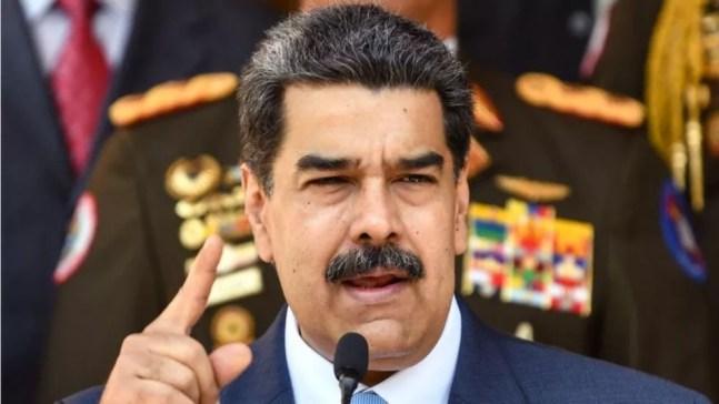 Nicolas Madura (foto) assumiu a presidência definitivamente após a morte do ex-presidente Hugo Chavez — Foto: Getty Images via BBC