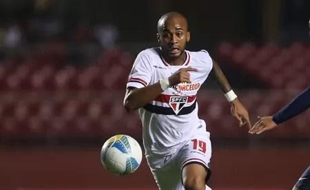 Wesley São Paulo (Foto: Rubens Chiri / saopaulofc.net)